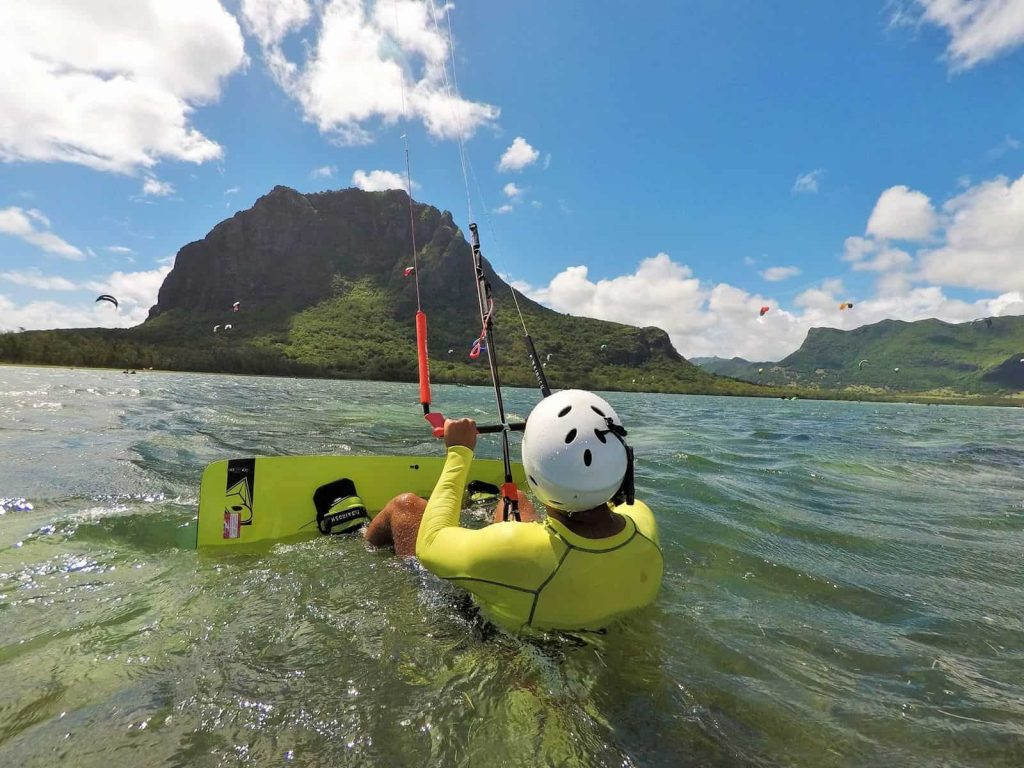Le Morne Kite School